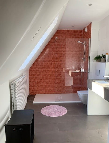 2 bedroom duplex apartment in Bruges for expats