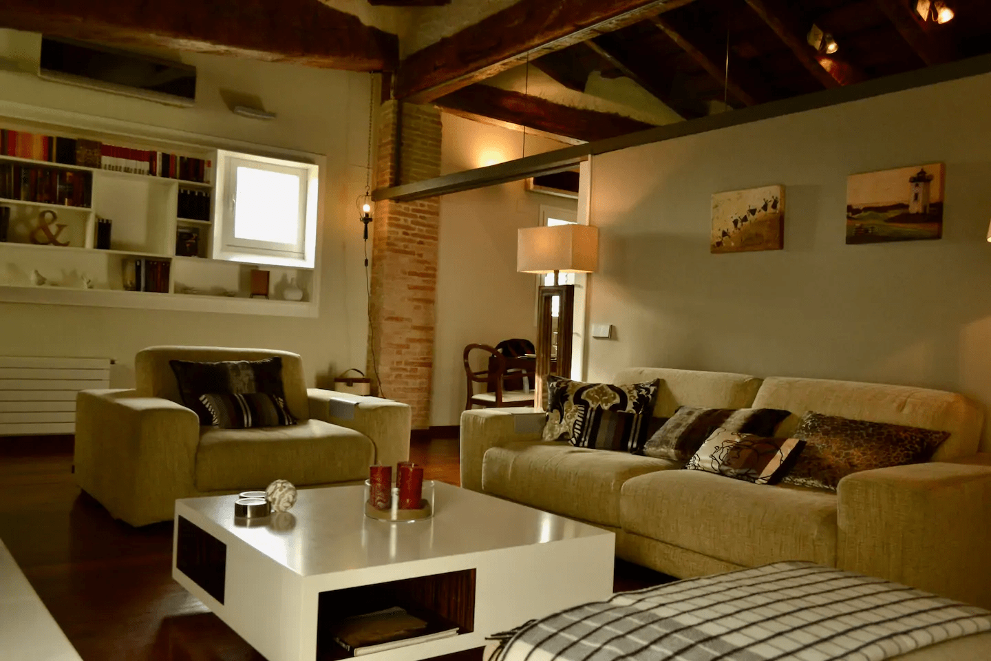 2 bedroom apartment in Valencia for expats