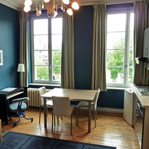 Temporary apartment in Brussels for expats