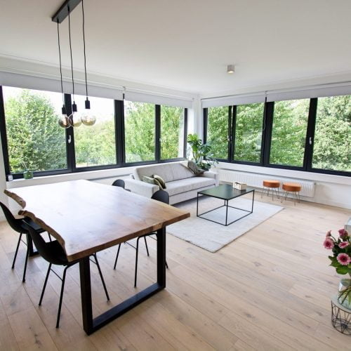Modern home in Antwerp for expats