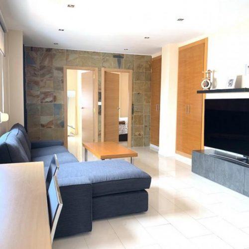 Appartement met terras in Valenciaa