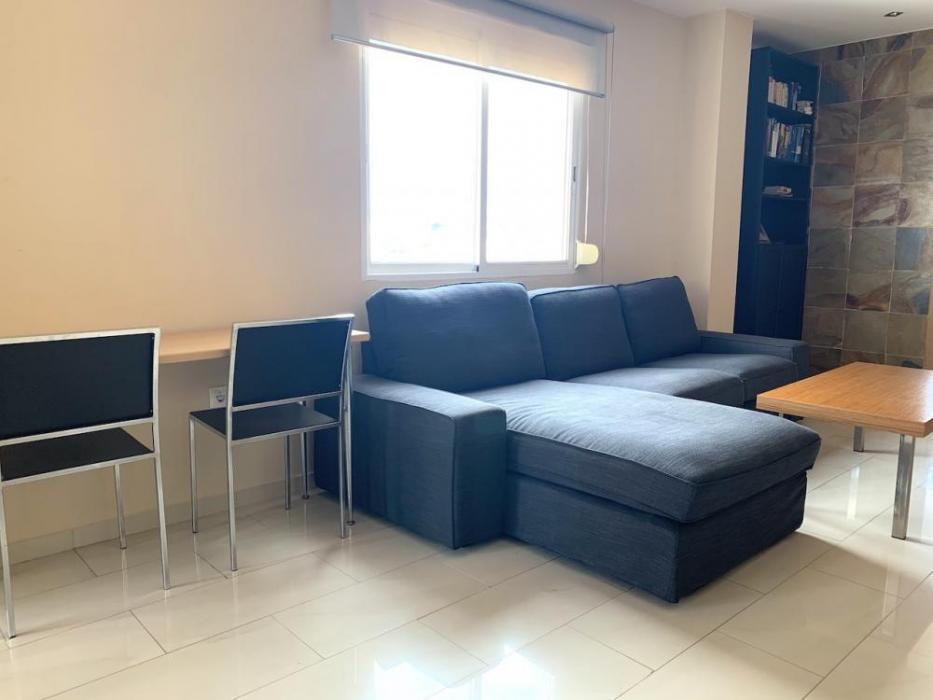 Appartement met terras in Valencia