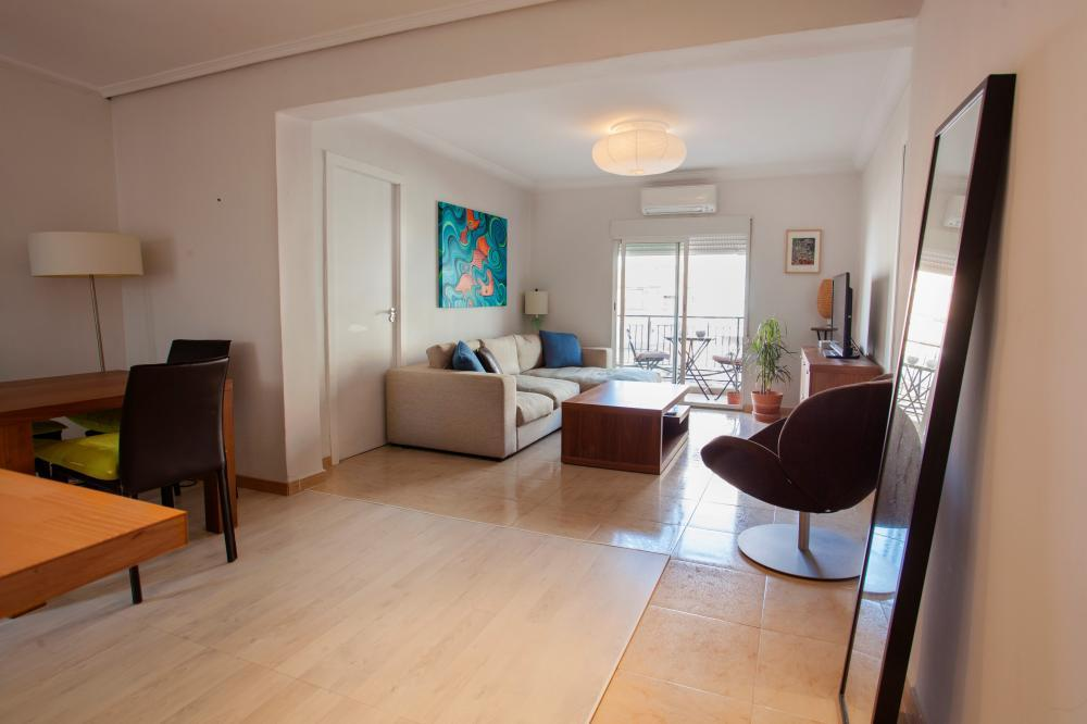 Temporary home for expats in Valencia