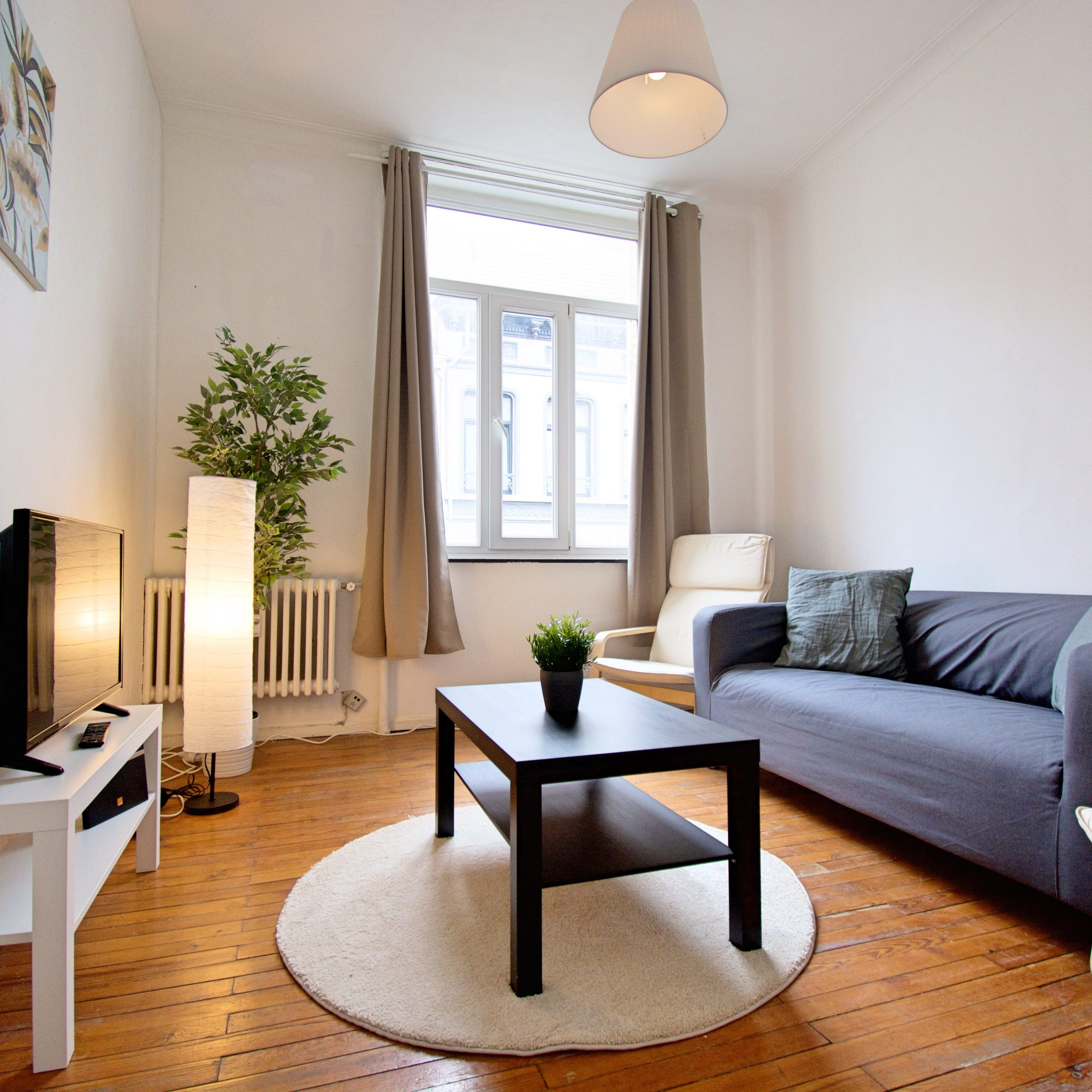 Rental apartment for workers in Antwerp