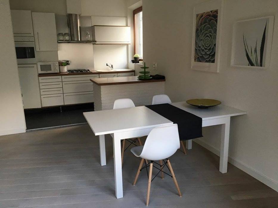 Beautiful expat rental apartment in Antwerp