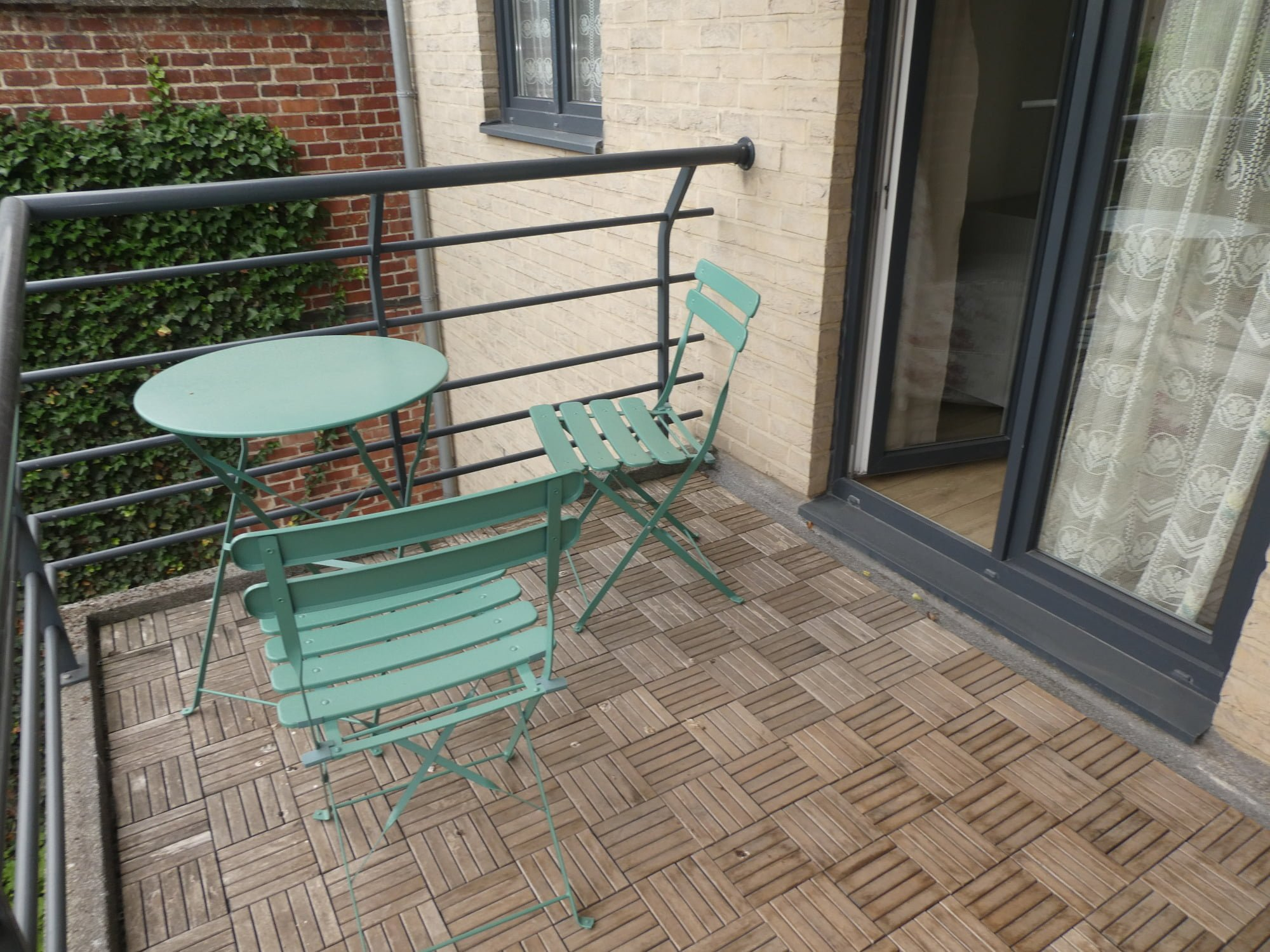 Expat apartment for rent in Ghent