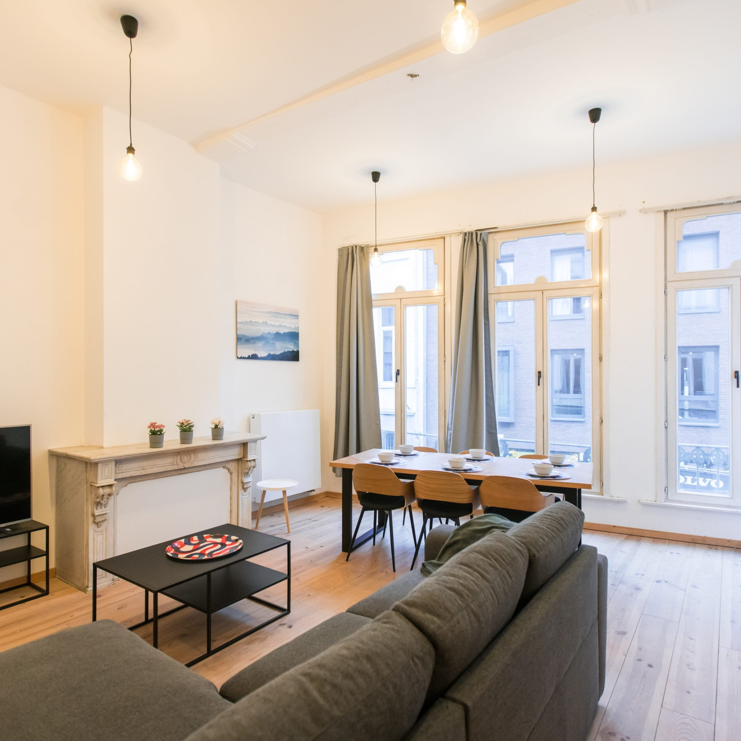 2 bedroom apartment for expats in Antwerp