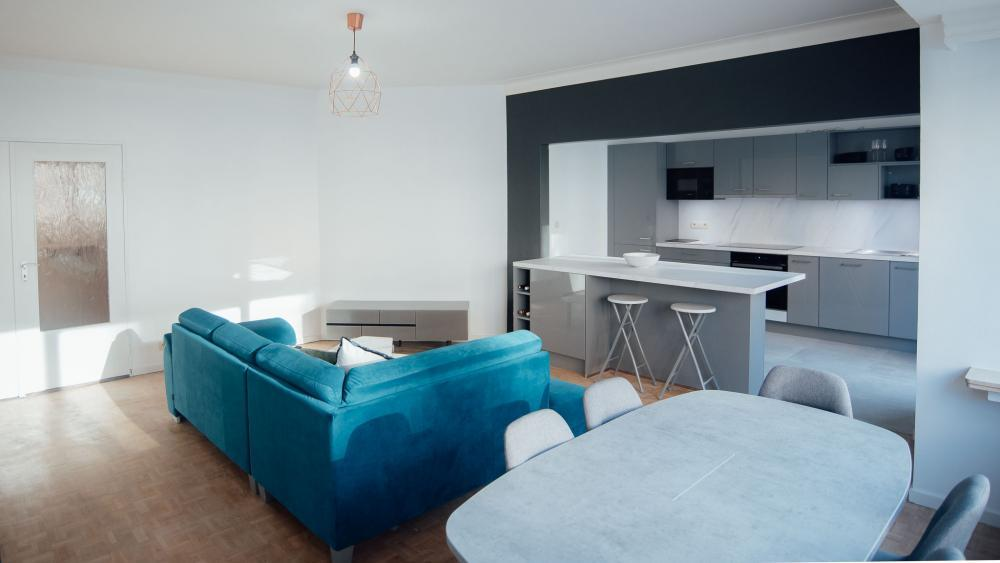 Furnished expat rental in Brussels