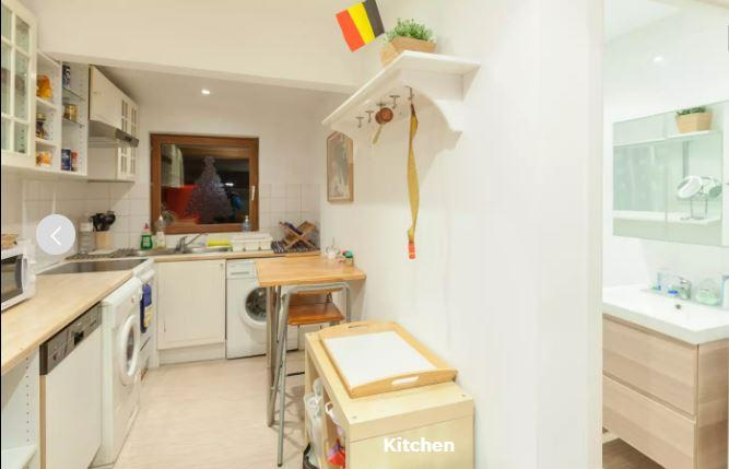 1 bedroom flat for rent in Brussels