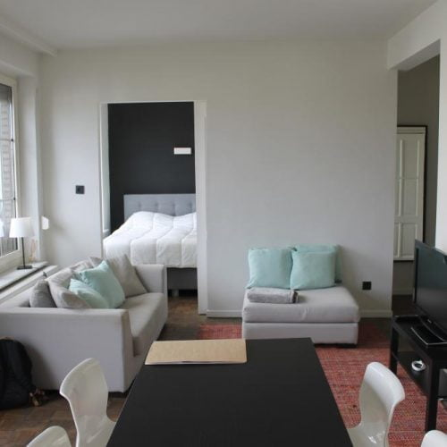 Nice apartment with terrace in Antwerp
