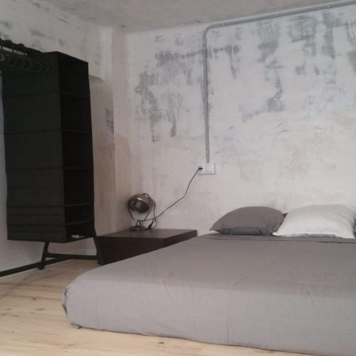 2 bedroom loft for expats in Valencia