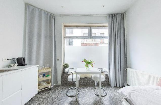 Central expat apartment in Brussels