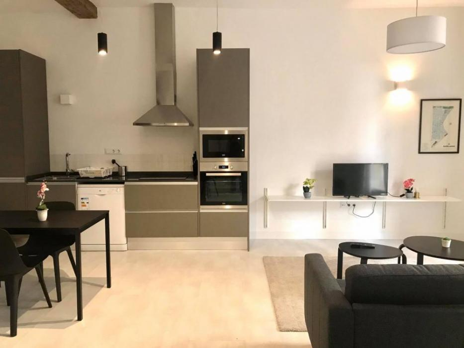 Central short term apartment in Valencia