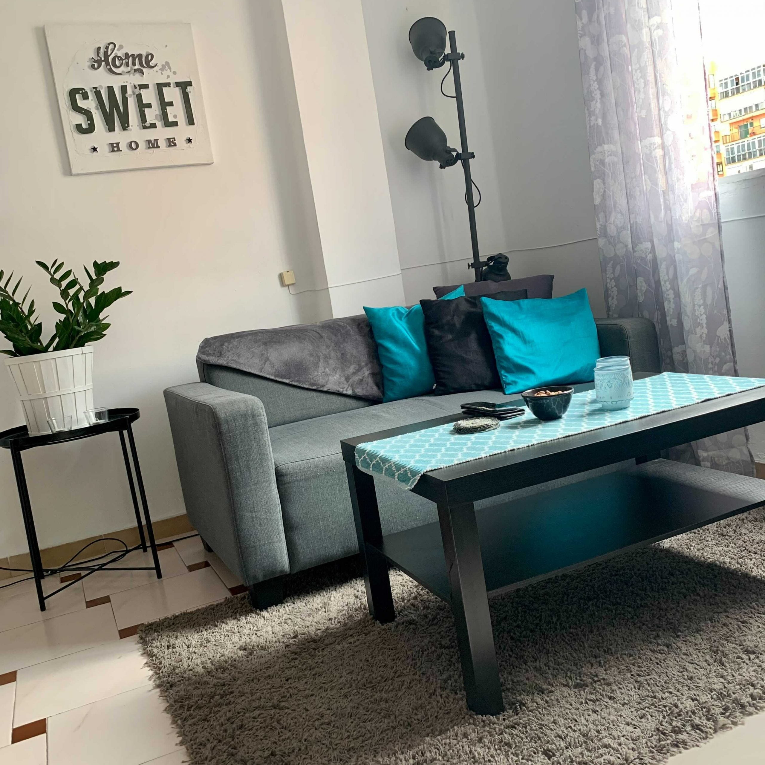 Great furnished apartment for expats in Valencia