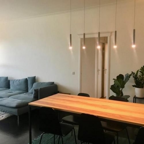 Apartment for a temporary stay in Antwerp