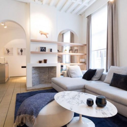 Antwerp house, Rental for expats in the city center