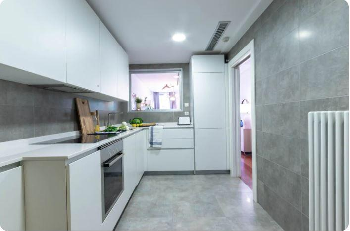 Modern apartment for expats in Bilbao