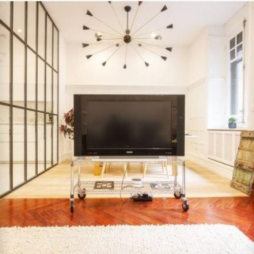 Gran Via - Luxury flat for expats in Bilbao