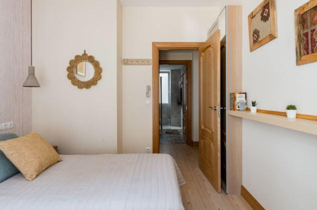 Furnished temporary rental in Bilbao