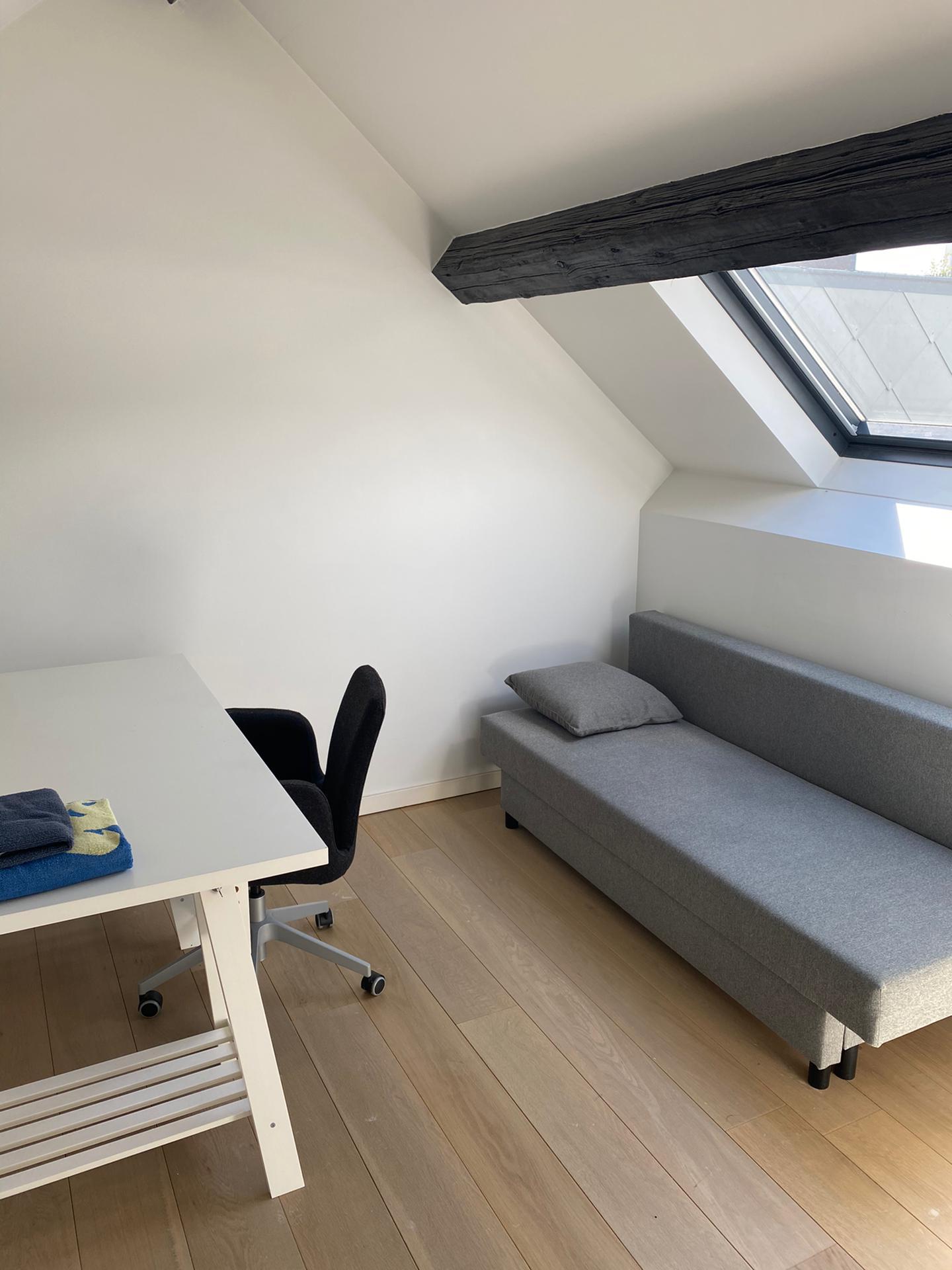 Moderno dúplex en Amberes para expats