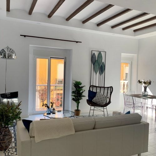 Renovated expat apartment in Valencia