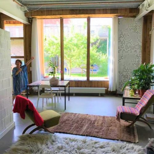 Amazing loft for expats for rent in Antwerp