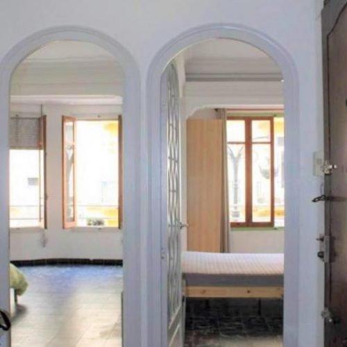 Reformed 4 bedroom apartment in Valencia