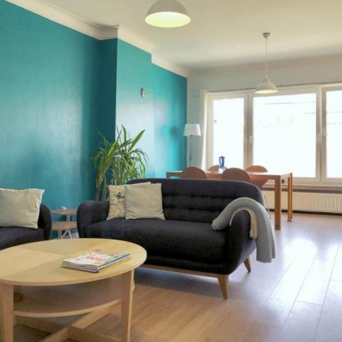 Antwerp expat apartment for rent