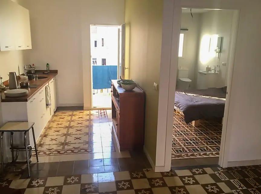 Nice furnished rental in Ruzafa Valencia