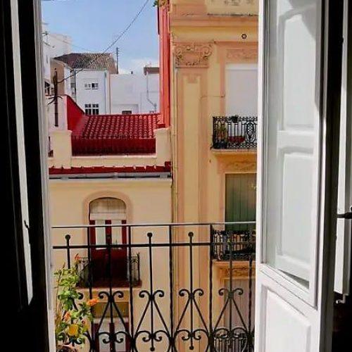 Luminoso estudio en Ruzafa Valencia