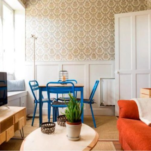 Furnished rental for expats in Bilbao