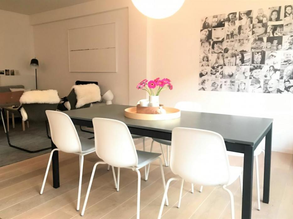 Expat apartment in Antwerp with parking