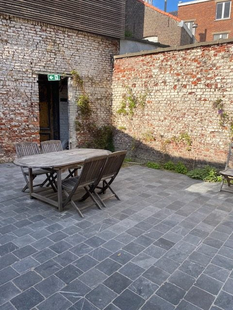 Furnished flat for expats near Ghent