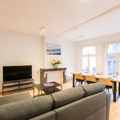 rental apartment in Antwerp for expats