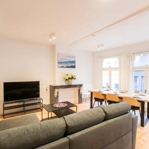 Gran apartamento en Amberes
