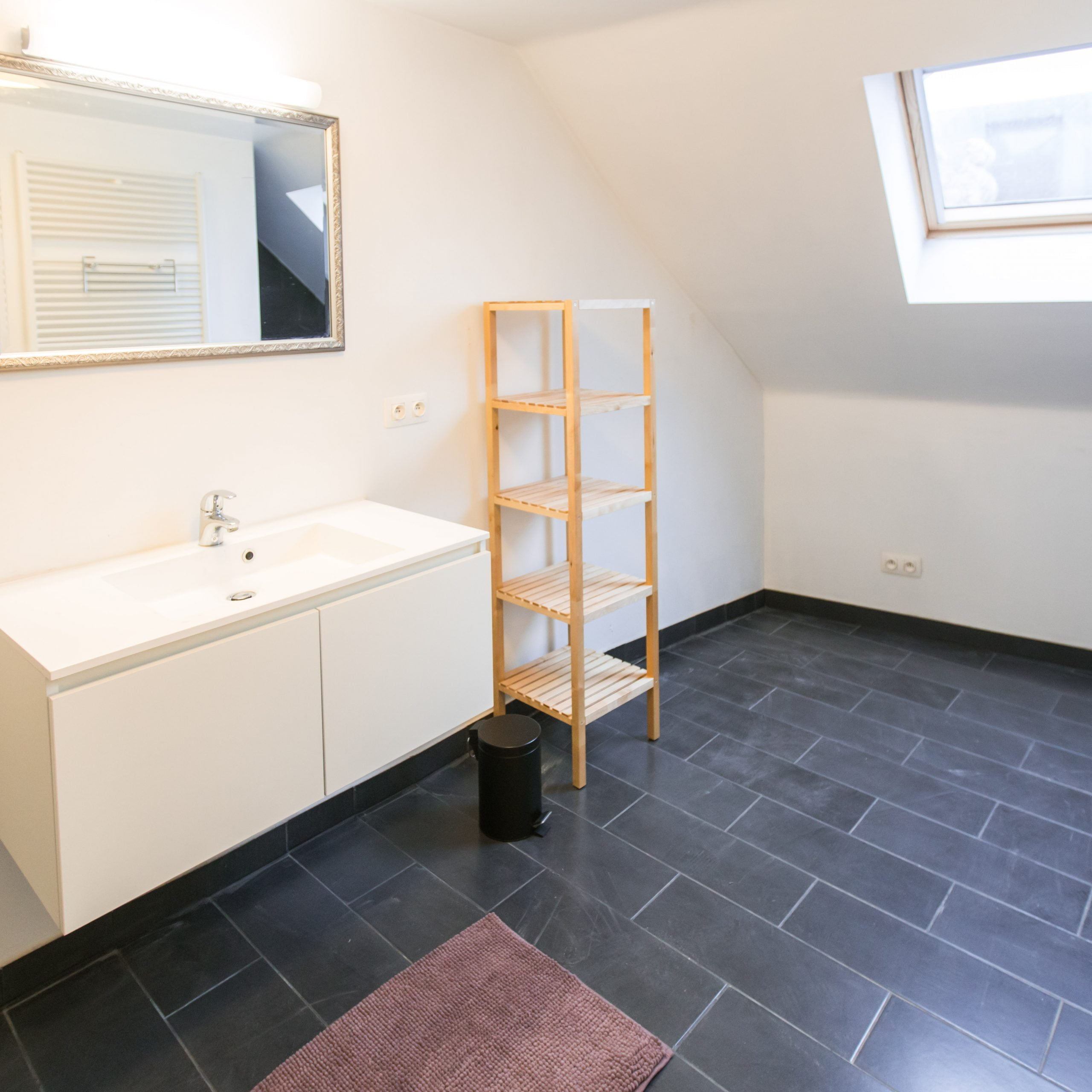 Rooftop apartment in Antwerp for expats
