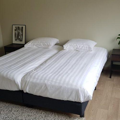 Furnished flat near Antwerp
