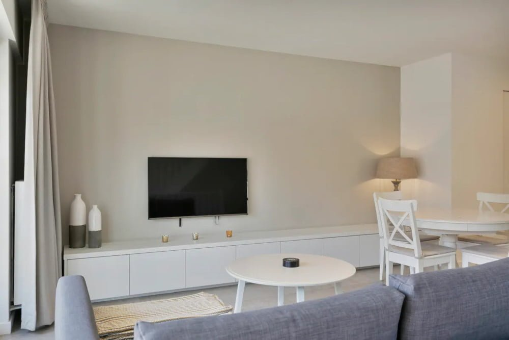 Beautiful expat apartment in Knokke
