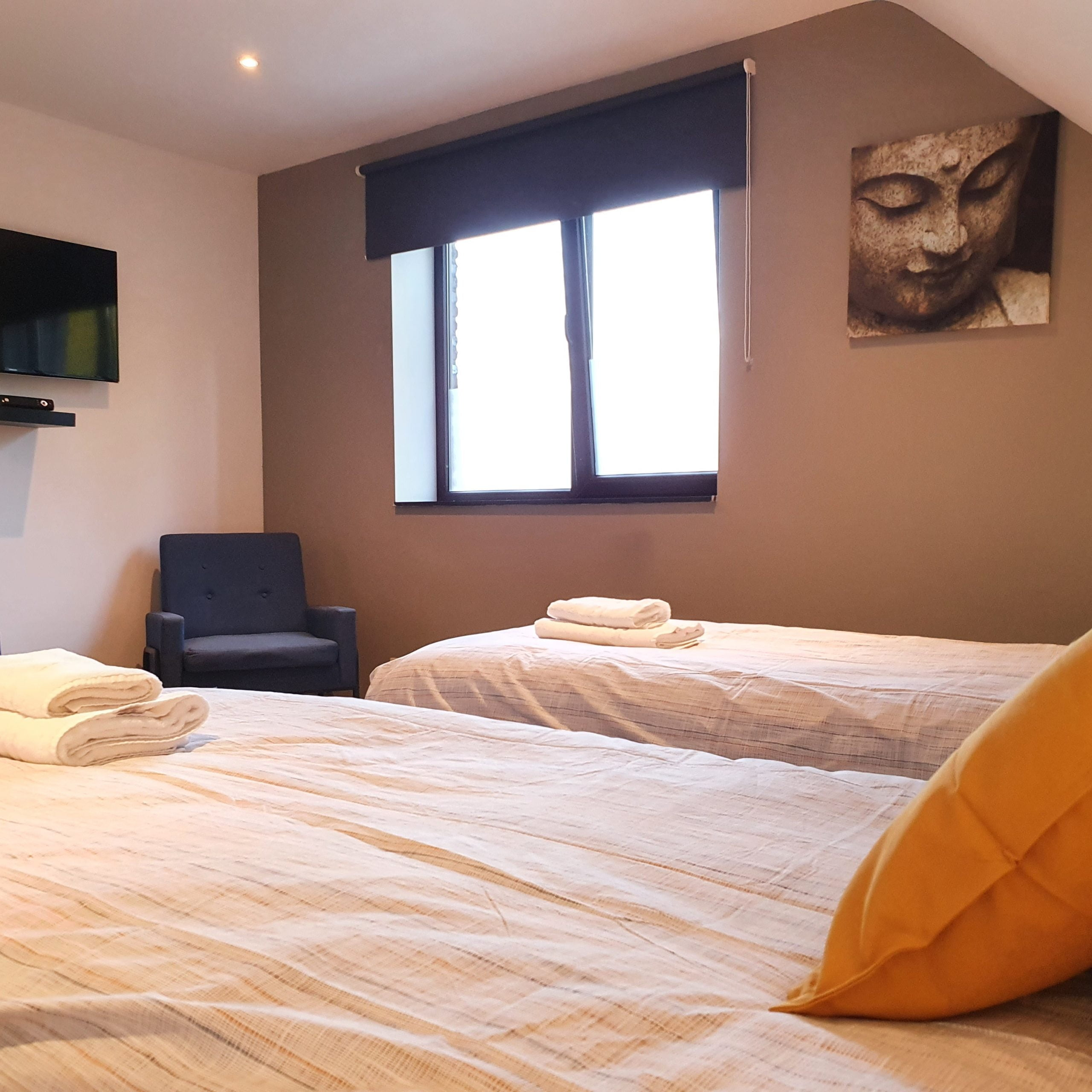 Alojamiento para empresas en Gante