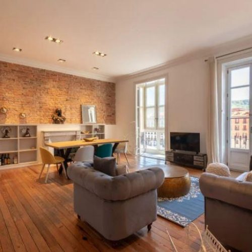 Spacious apartment for rent in Bilbao