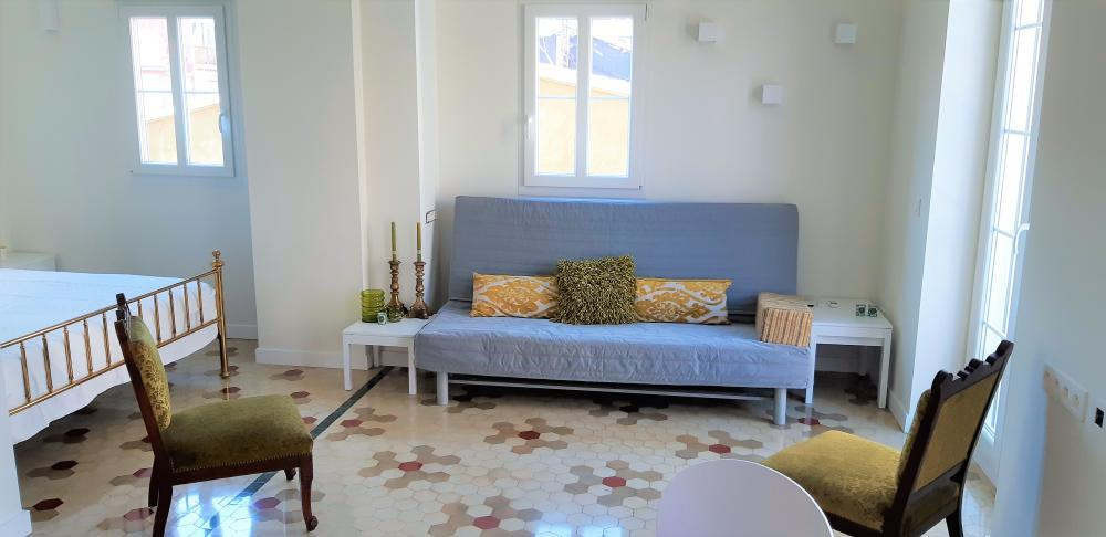 Beautiful expat rental Valencia beach