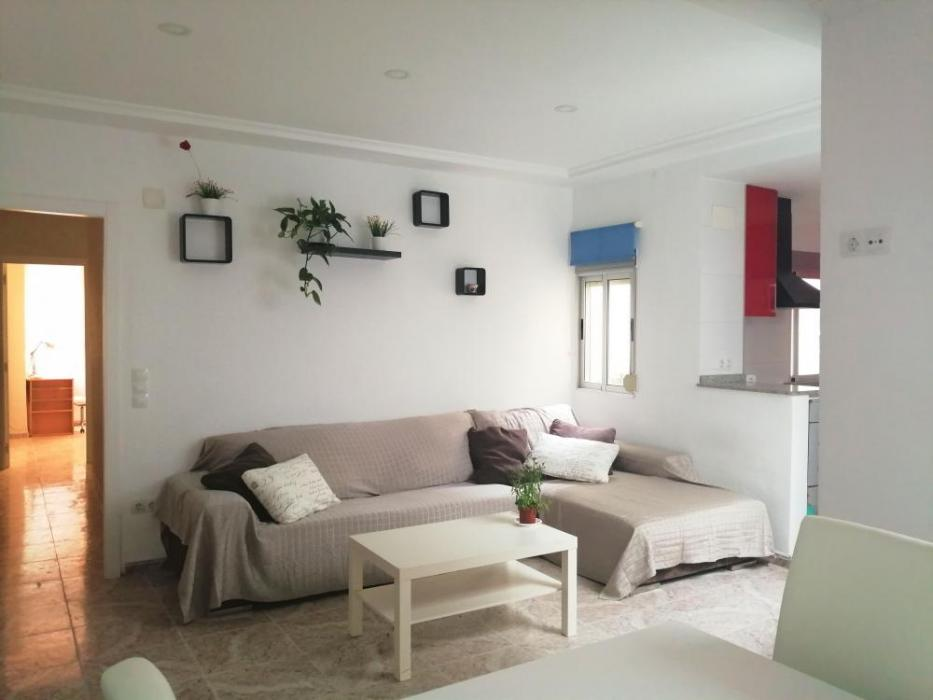 Furnished rental apartment valencia beach