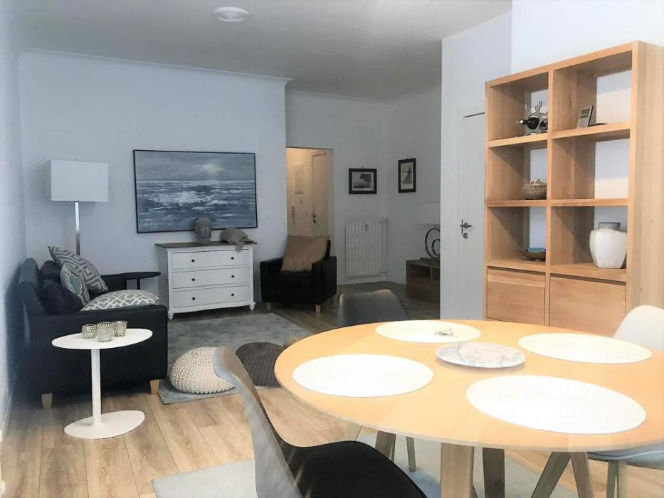 Nice furnished rental flat in Antwerp