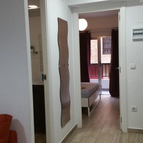 Apartamento junto a la universidad para expats