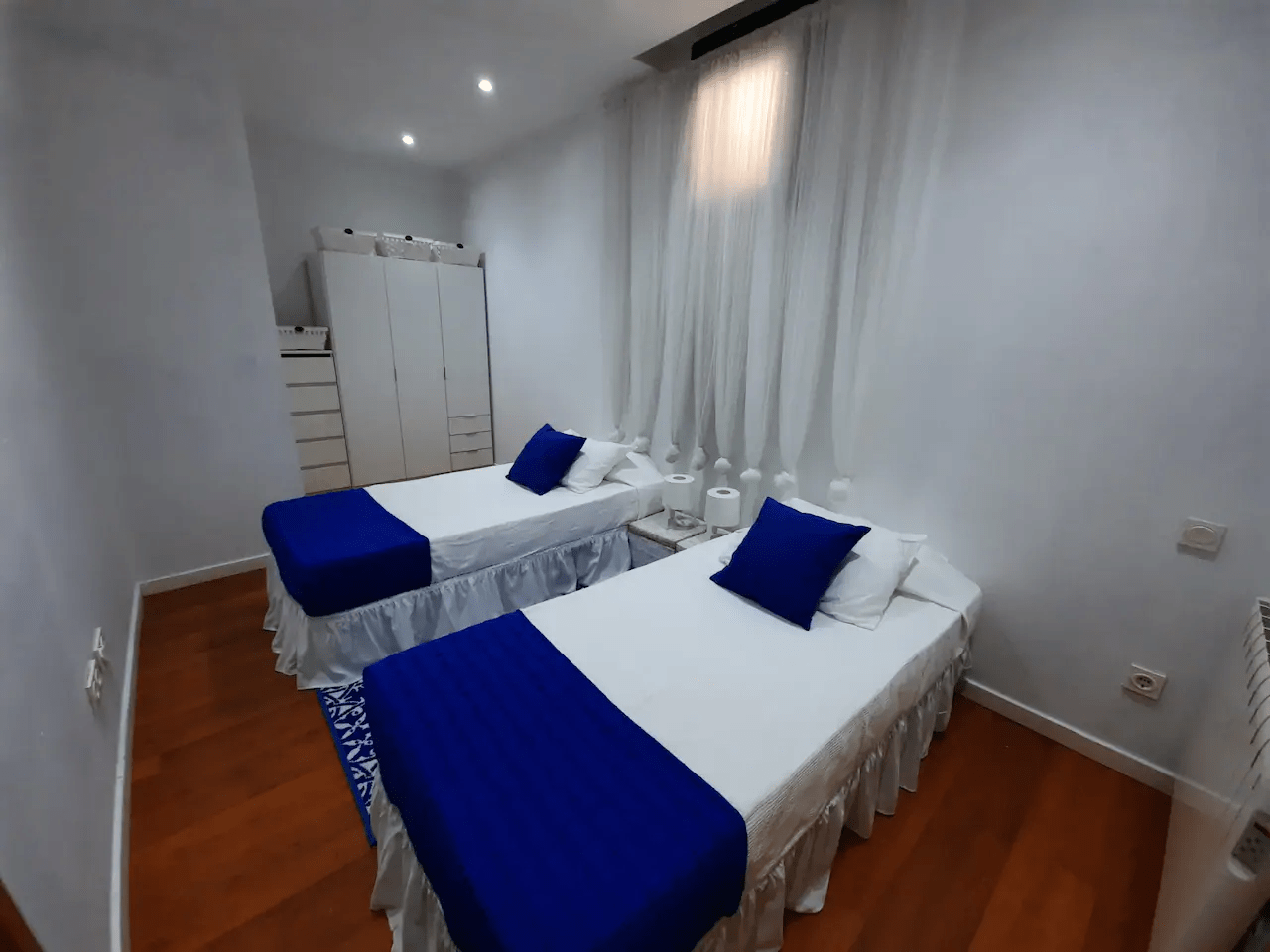 1 bedroom apartment around Madrid for expats