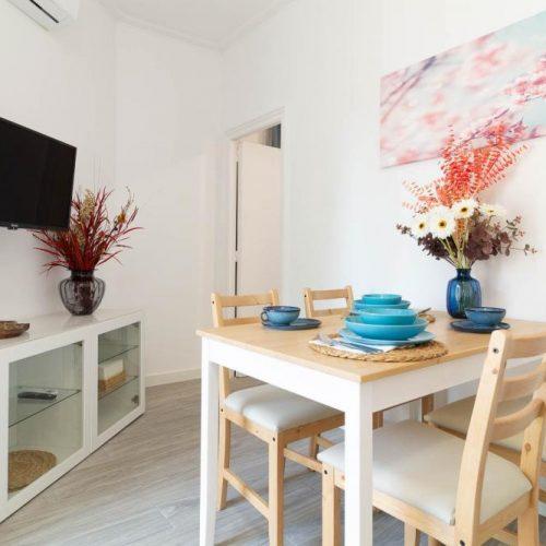 Bonito apartamento para profesionales en Barcelona