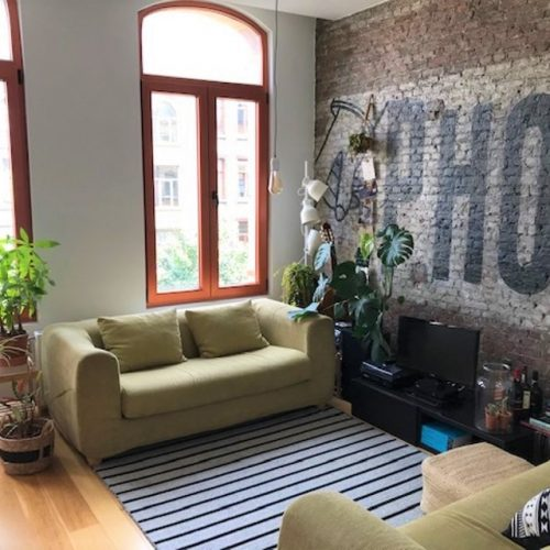Rental flat in Antwerp for expats
