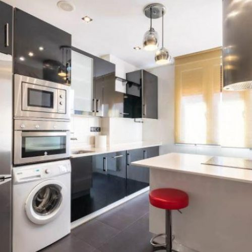 Modern rental flat for expats in Bilbao