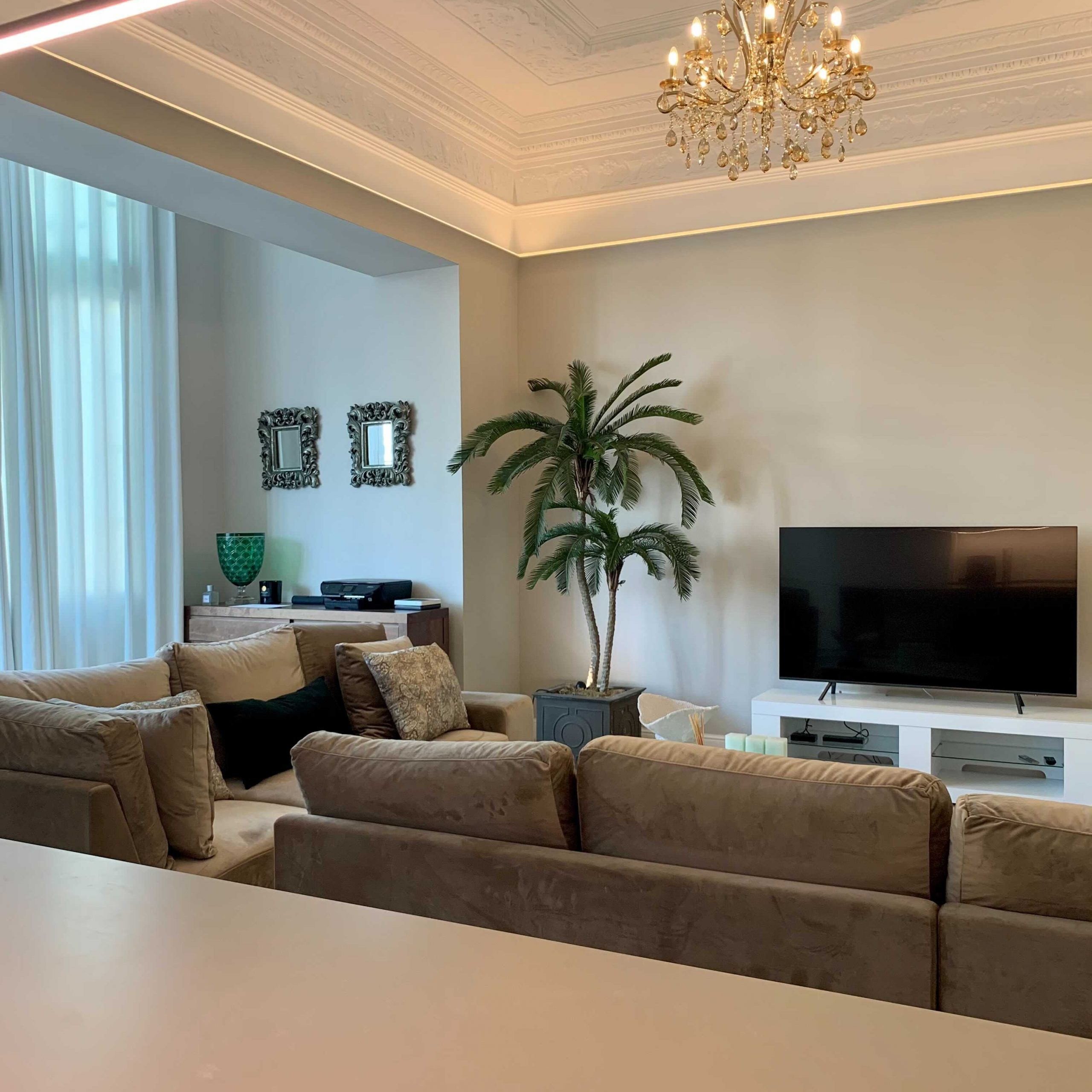 Luxury expat apartment in Valencia