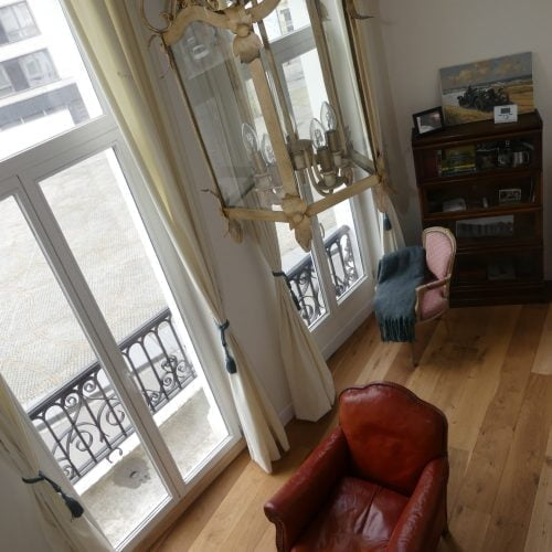 Furnished apartment in Antwerp